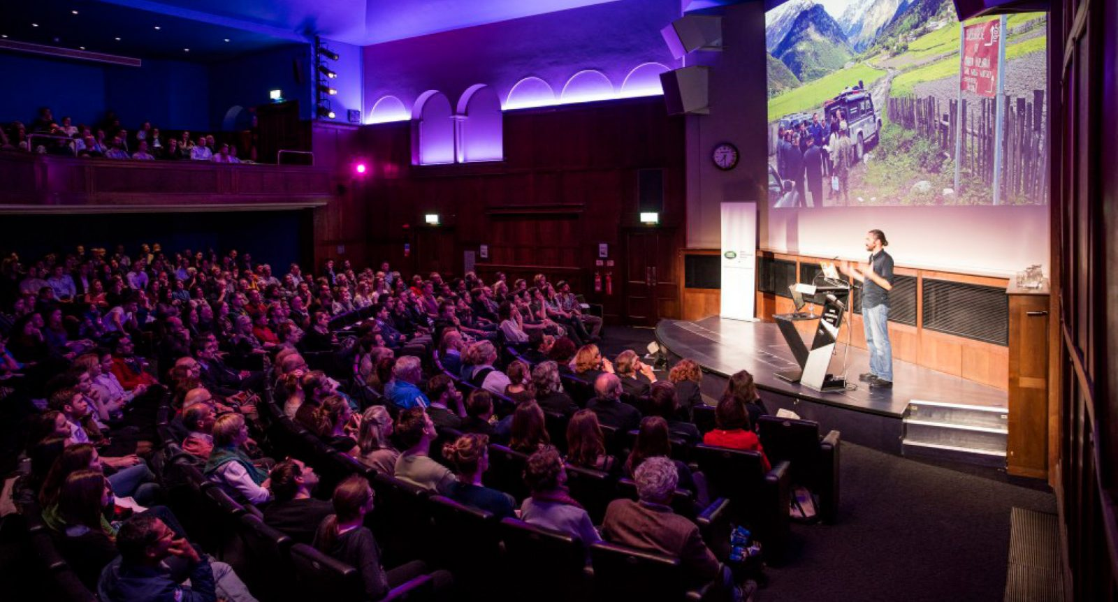 Royal Geographical Society talk by Tom Allen, Armenia expedition with Secret Compass, joined by Tom Allen of the Transcaucasian trail4