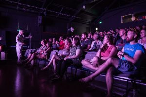 Indoor screening