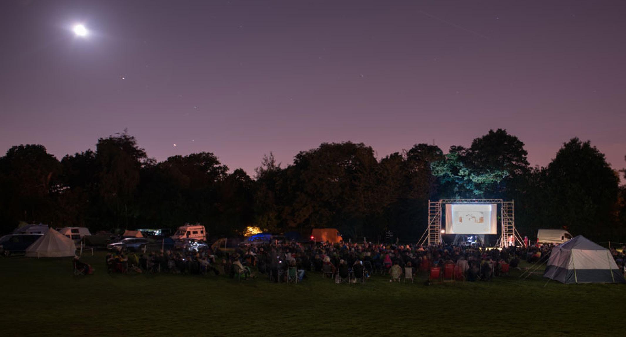 Starlight screening Mill Hill School