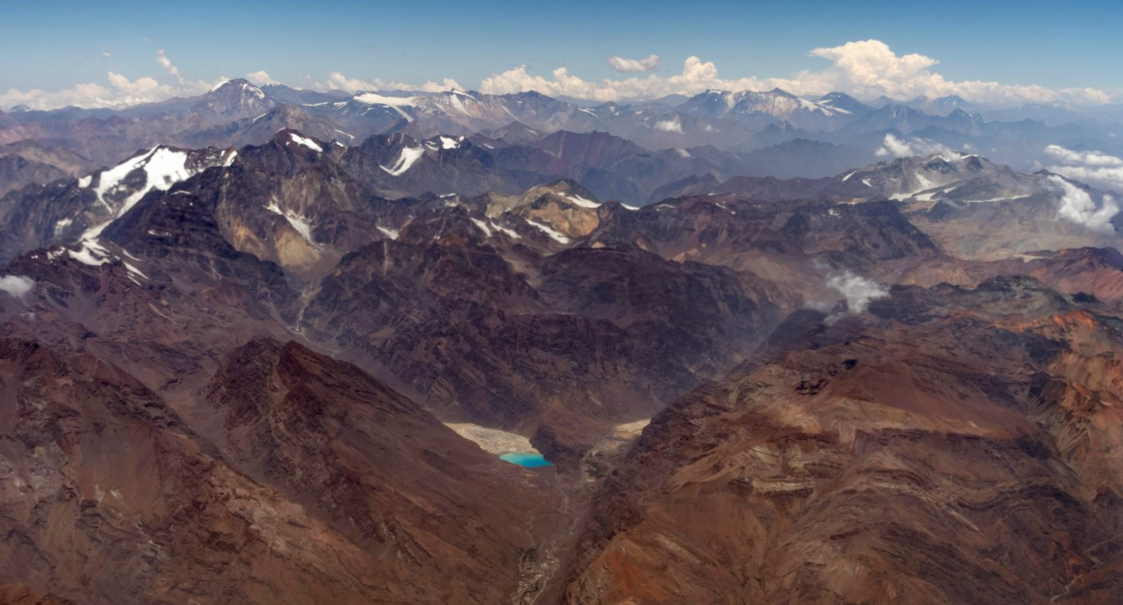 Chilean Andes