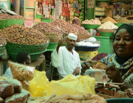 Sudanese markets are hard to beat