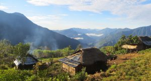 Traditional home stays in Nagaland, Burma