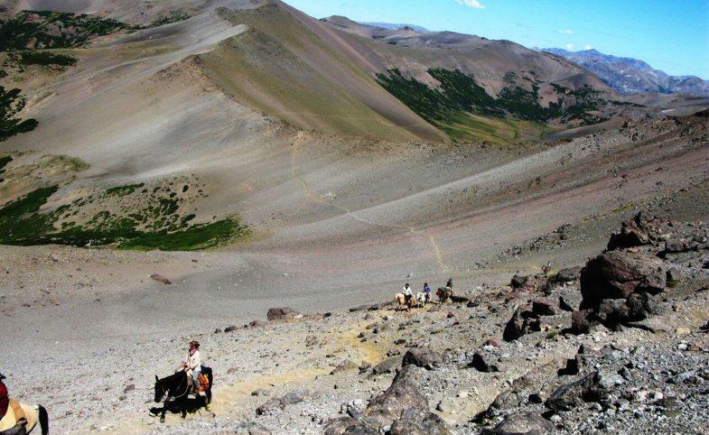 horse riding argentina