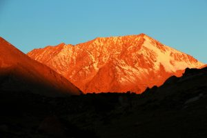 Trek in Kyrgyzstan's Inner Tien Shan Mountains