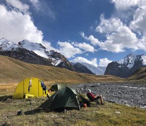 Kyrgyzstan Camp