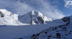 Seeking for unclimbed and unnamed peaks in Kyrgyzstan's inner Tien Shan Mountains