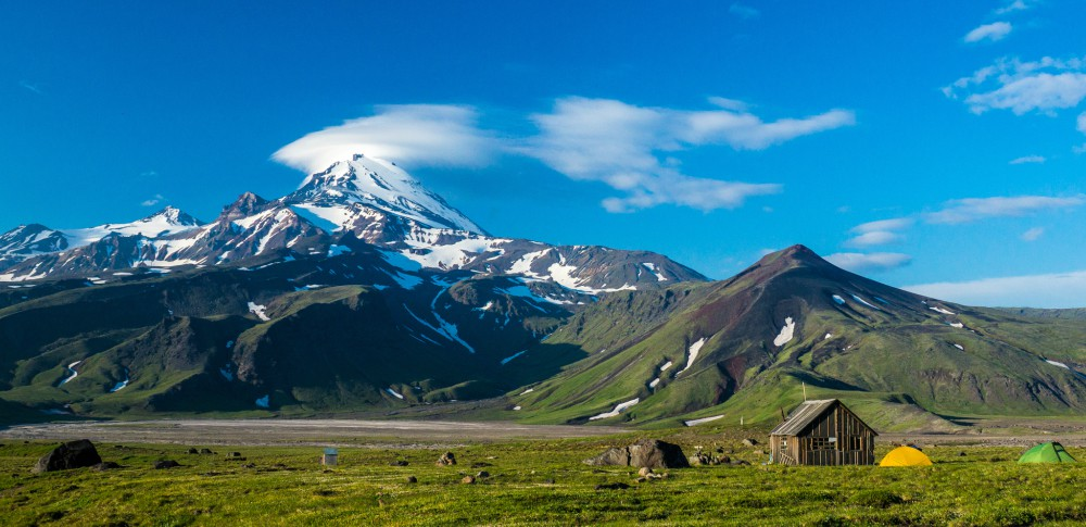 Exploring the Kamchatka Peninsula