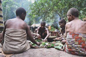 pygmies-congo