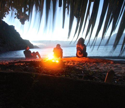 island-camping