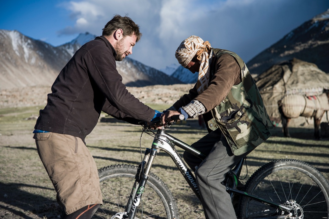 Secret Compass founder Tom Bodkin on expedition in the Wakhan Corridor