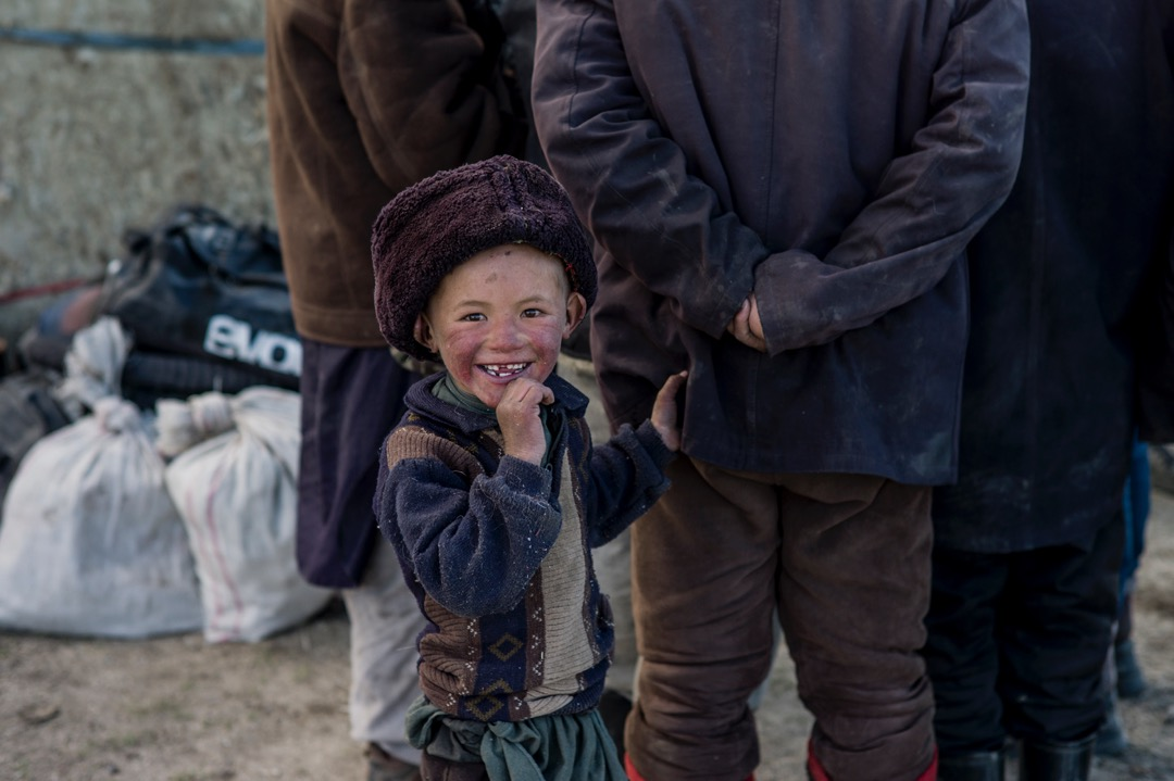 MTB expedition to Afghanistan's Wakhan Corridor with Secret Compass. © Dan Milner
