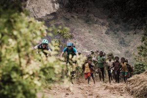 MTB expedition to Ethiopia with Secret Compass. © Dan Milner