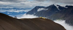 Explore the Alaskan backcountry by charter flight