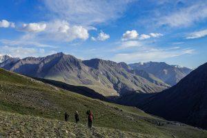 Trekking across the Wakhan Corridor