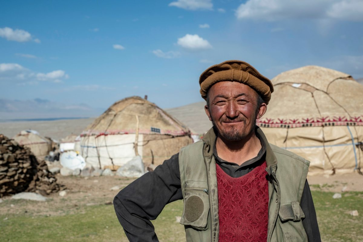 farming communities of the Wakhan