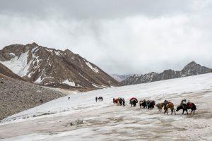 Yak herders in the Wakhan