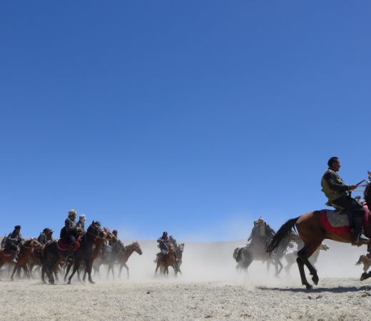 What is Buzkashi?